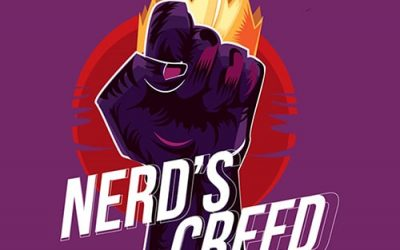 Stephen Gawking—The Nuclear Lyricist, releases Nerd's Creed